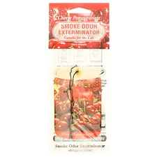 Pipe Tools & Supplies Smoke Odor Exterminator Candle for the Car Cherry Pomegranate