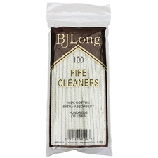 Pipe Tools & Supplies B. J. Long Regular Pipe Cleaners (100 pack)