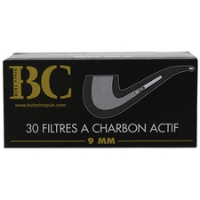 Pipe Tools & Supplies Butz-Choquin 9mm Filters (30 Pack)