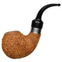 Ardor Tobacco Guarino Bent Apple with Silver