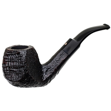 Ashton Pebble Grain Paneled Bent Apple Sitter (XXX)