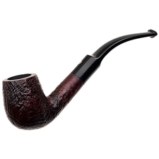 Ashton Pebble Grain Bent Billiard (X)