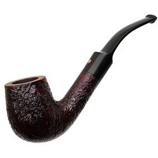 Ashton Pebble Grain Bent Billiard (XXX)