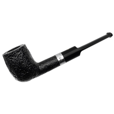 Ashton Pebble Grain Billiard with Silver (LX)