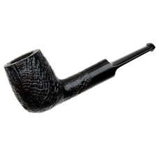 Ashton Pebble Grain Stubby Billiard (XXX)
