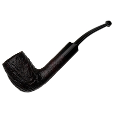Ashton Pebble Grain Bent Billiard (XX)