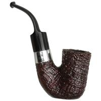 Ashton Pebble Grain Oom Paul with Silver (XXX)