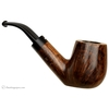 Caminetto Smokingpipes.com Limited Edition Christmas Marrone Bent Billiard (2013) (04/8)