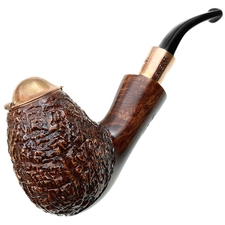 Caminetto Event 2015 Rusticated Bent Egg with Cap