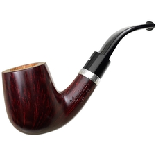 Caminetto Smooth Bent Billiard with Silver (05) (AR)