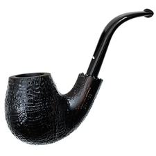 Caminetto Sandblasted Bent Billiard (06) (AR)