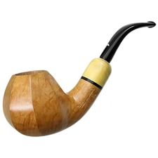 Caminetto Smooth Paneled Bent Apple with Boxwood (02) (AR)