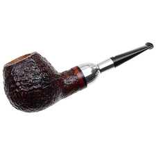 Caminetto Sandblasted Apple with Silver Spigot (06) (AR)