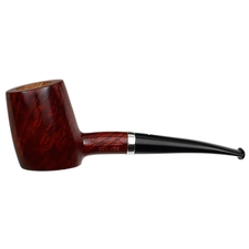 Caminetto Smooth Bent Cherrywood with Silver (00) (AR)