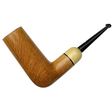 Caminetto Smooth Chimney with Boxwood (02) (AR) (Moustache)
