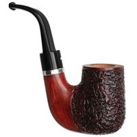 Caminetto Partially Rusticated Oom Paul with Silver (08) (AT)