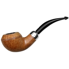 Dunhill Root Briar with Silver Army Mount (4108) (2016)