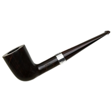 Dunhill Zodiac Pipe 2015 Chestnut with Silver (4105) (137/388)