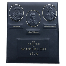 Dunhill The Battle of Waterloo Shell Briar with Silver (4) (2015) (85/150)
