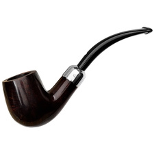 Dunhill Bruyere with Silver Army Mounted (3102) (2014)