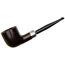 Dunhill Bruyere with Silver Army Mounted (4106) (2015)
