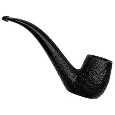 Dunhill Shell Briar Quaint Bent Billiard (4) (2017)