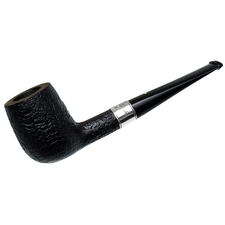 Dunhill Shell Briar Commemorative Richard Dunhill Pipe with Silver (6103) (16/89) (2017) (with Leather Bag)