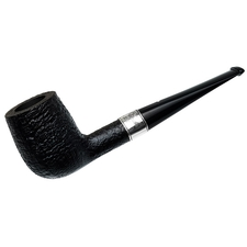 Dunhill Shell Briar Commemorative Richard Dunhill Pipe with Silver (6103) (25/89) (2017) (with Leather Bag)