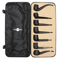 Dunhill 7 Day Ring Grain Set with Case