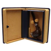 Dunhill Imperial Dragon Cumberland Billiard with Silver (4103) (75/88)