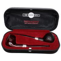 Dunhill SPC 20th Anniversary Two Pipe Set (14/20) (with Ventage Case)