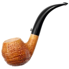 L'Anatra Sandblasted Bent Apple