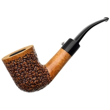 L'Anatra Partially Rusticated Bent Dublin