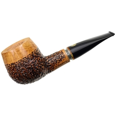 L'Anatra Scottanaso Partially Rusticated Billiard (01)
