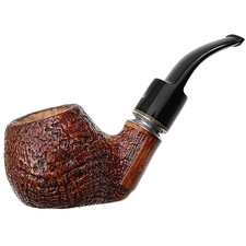 L'Anatra Scottanaso Sandblasted Bent Apple Sitter