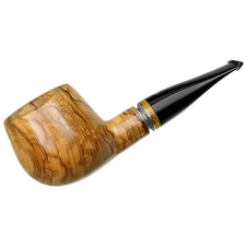 L'Anatra Scottanaso Smooth Olivewood Apple