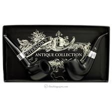 Peterson Antique Collection Ebony P-Lip