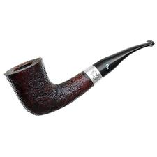 Peterson Return of Sherlock Holmes Sandblasted Mycroft Fishtail