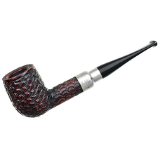 Peterson Rusticated Nickel Mounted Spigot (X105) Fishtail