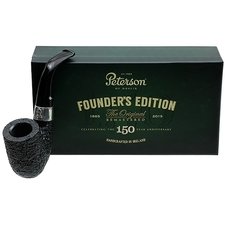 Peterson 150th Anniversary Founder's Edition Sandblasted Fishtail (364/1865)