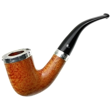 Peterson Silver Cap Natural (XL20) Fishtail