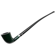 Peterson Smooth Green Churchwarden (D6) Fishtail