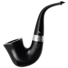 Peterson Sherlock Holmes Ebony Original P-Lip