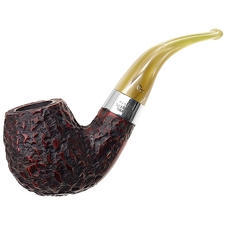 Peterson Molly Malone Rusticated Bent Brandy Fishtail