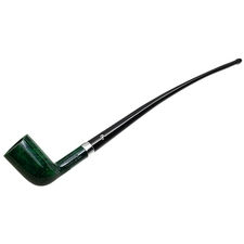 Peterson Smooth Green Dublin Churchwarden Fishtail