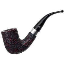 Peterson Return of Sherlock Holmes Rusticated Rathbone Fishtail