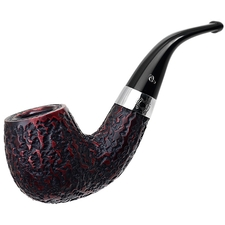 Peterson Sherlock Holmes Rusticated Professor Fishtail (9mm)