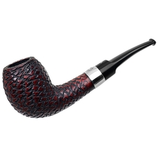 Peterson Sherlock Holmes Rusticated Strand Fishtail