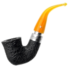 Peterson Rosslare Royal Irish Black Sandblasted (05) Fishtail
