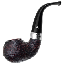 Peterson Return of Sherlock Holmes Sandblasted Lestrade Fishtail